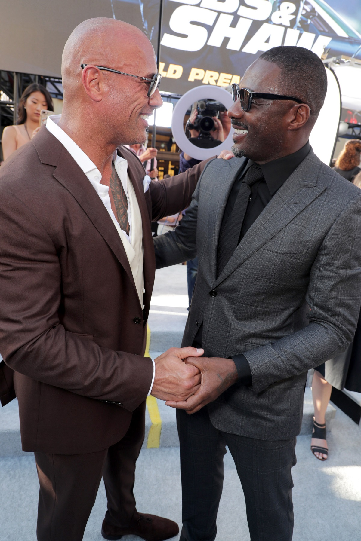 Universal Pictures presents the World Premiere of FAST & FURIOUS PRESENTS: HOBBS & SHAW, Hollywood, CA, USA - 13 July 2019